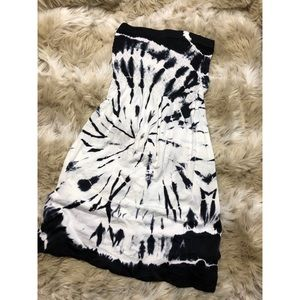 Dresses & Skirts - tie-dye dress/cover up